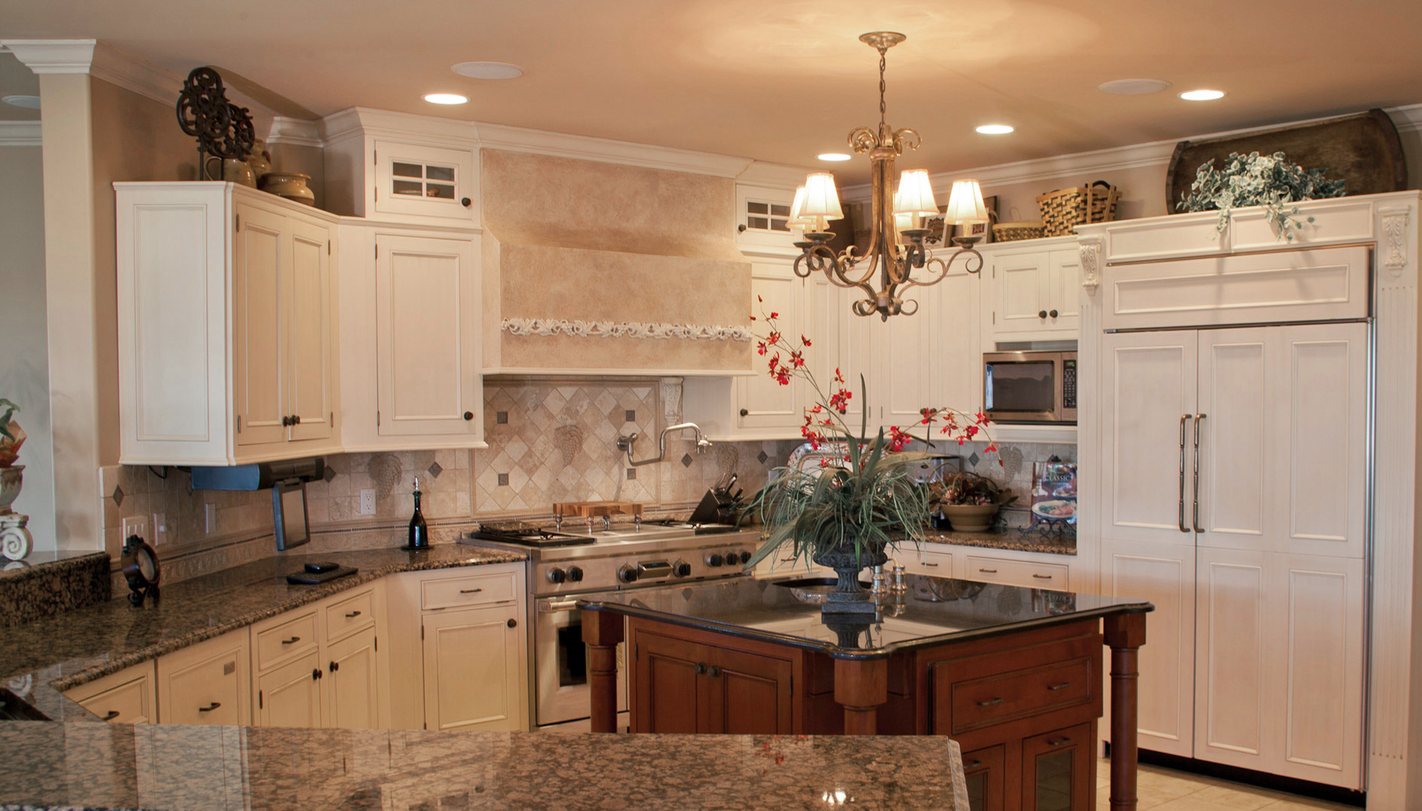 Single family kitchen